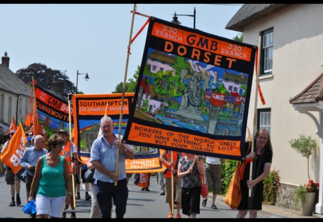 GMB @ Tolpuddle Festival 2013