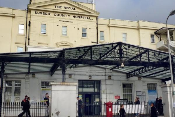 GMB members vote to take action at Royal Alexandra Children's Hospital