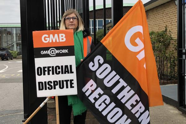 GMB wholly condemn the government approach to preventing Greenwich Council taking action to limit the spread of Covid