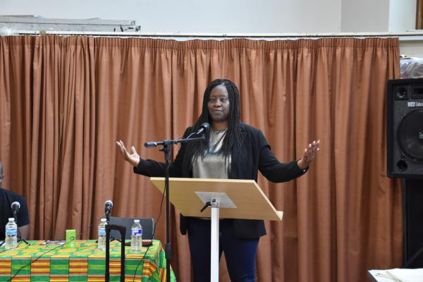 Black History Month Event in Wandsworth