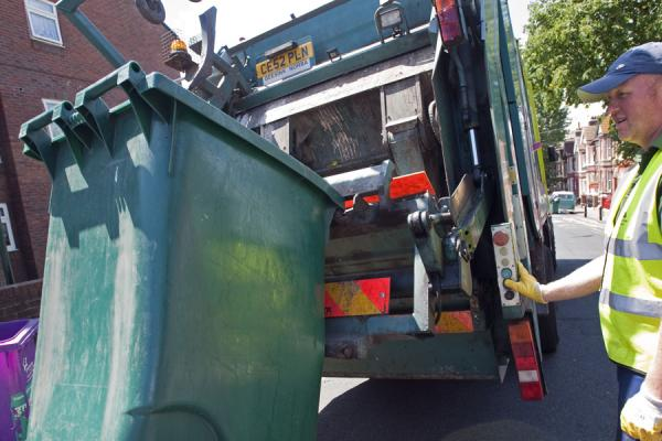 GMB refuse workers vote overwhelmingly for strike action in consultative ballot